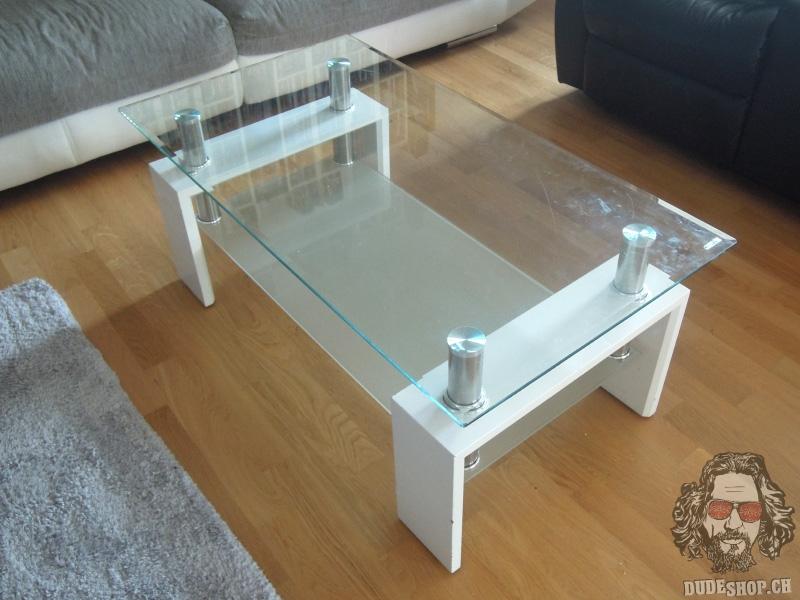 Salontisch Aus Glas Weiss 6000 Sfr Günstig Online Kaufen